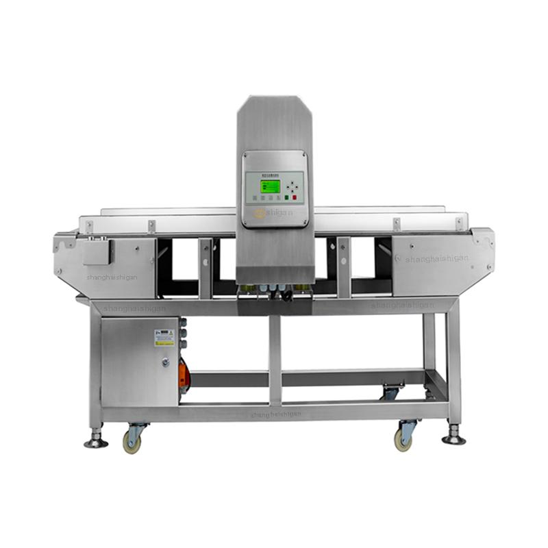 <b>铝箔包装金属检测机,输送式金属探测器</b>